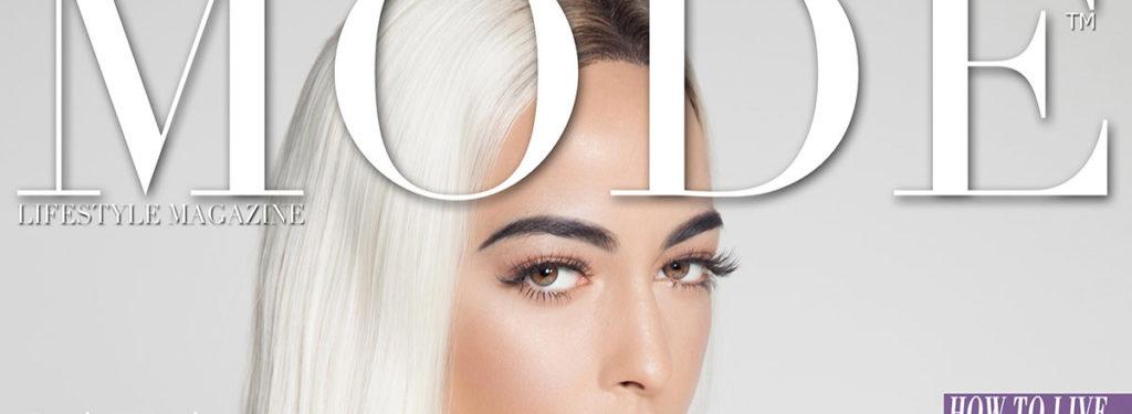 Mode Lifestyle Magazine - 20th Anniversary Luxury Edition - Kaila Methven Cover - 2018 - Slide