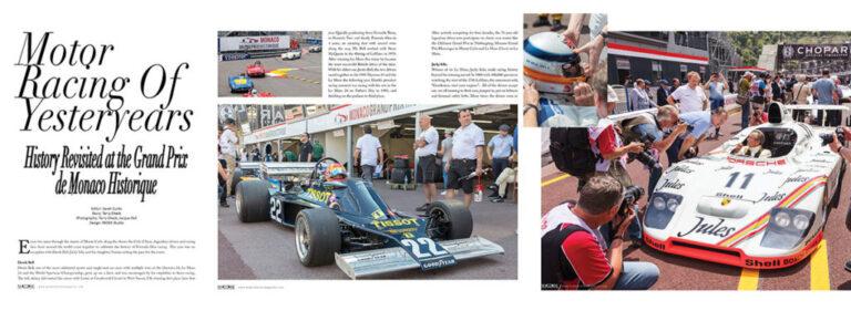 History Revisited at the Grand Prix de Monaco Historique – MODE 20th Anniversary Luxury Edition