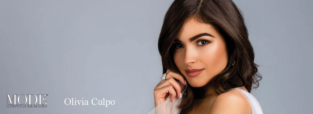 Olivia Culpo - World's 100 Most Beautiful 2016 (2020 Collector's Edition) - Feature