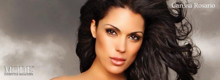 Carissa Rosario Cover – 2020 Collector's Edition: MODE's World's 100 Most Beautiful Women 2016