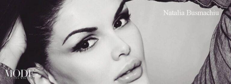 Natalia Busmachiu Cover – 2020 Collector's Edition: MODE's World's 100 Most Beautiful Women 2016
