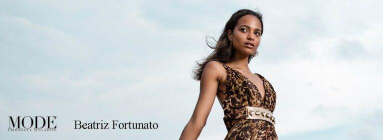Beatriz Fortunato Cover – 2020 Collector's Edition: MODE's World's 100 Most Beautiful Women 2016