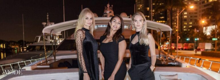 ART BASEL SUPERYACHT PARTY: Living A Full Life Issue – Mode Lifestyle Magazine