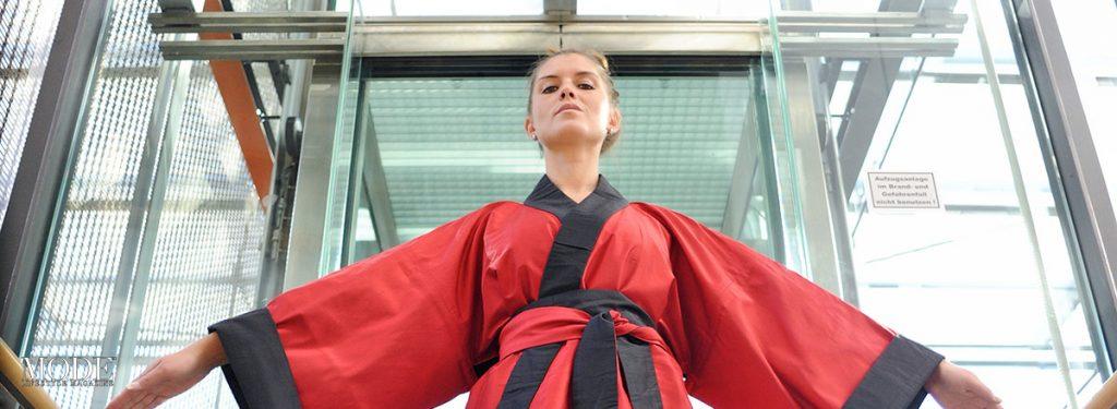 Kimono Design By Gianni Sarto - Mode Lifestyle Magazine - Living Full Life Issue 2020