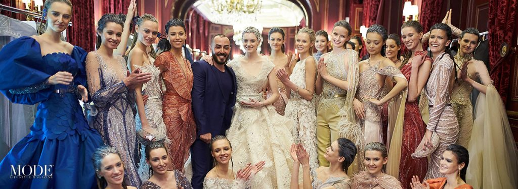 Ziad Nakad Haute Couture - MODE - Living A Full Life Issue 2020