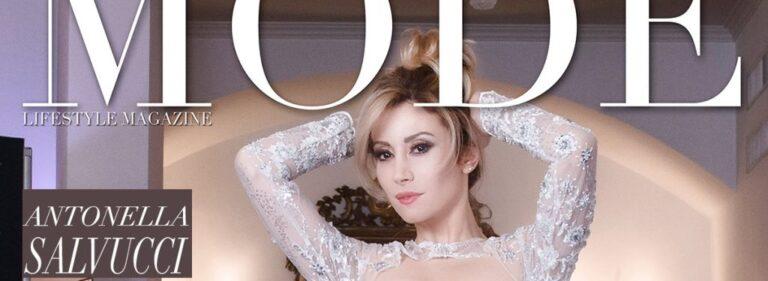 Antonella Salvucci Cover – Life, Hopes and Dreams Issue 2020 – Mode Lifestyle Magazine