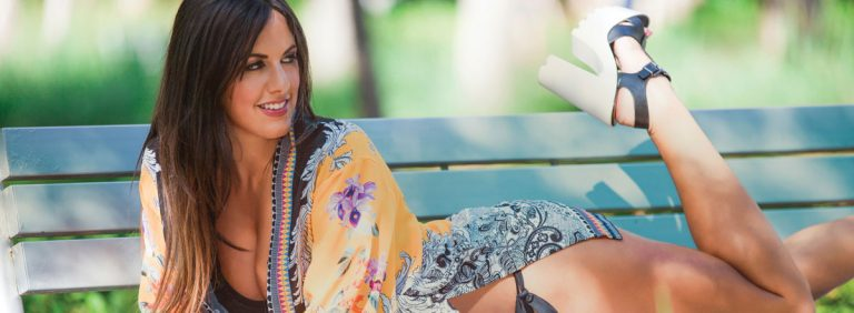 """Claudia Romani – """"Living In Front Of The Camera"""" – MODE Exclusive"""