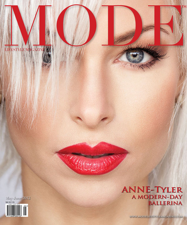 Anne-Tyler Cover - MODE - May/Jun 2012