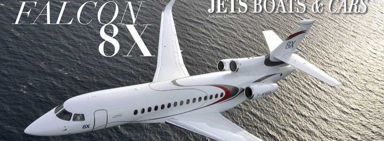 Falcon 8X MODE Review – Looking to upgrade your executive jet?