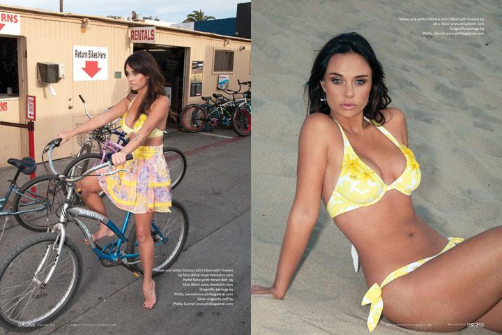 Madison McKinley - May/June 2015 Mode Lifestyle Magazine, Page 86-87
