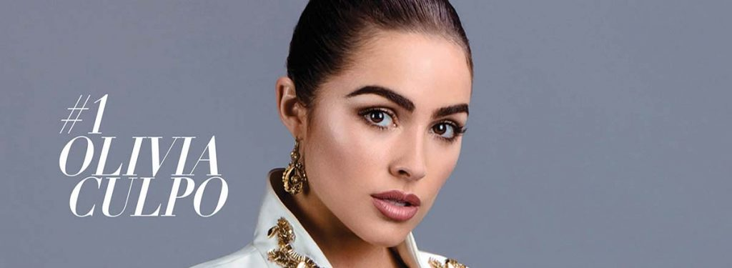 Olivia Culpo - Voted World's Most Beautiful 2016