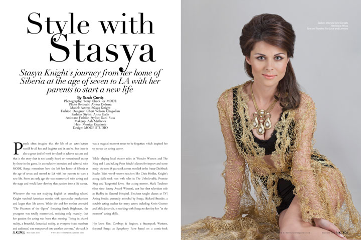 Style with Stasya Knight - Mode Lifestyle Magazine May/June 2015-Page-66-67