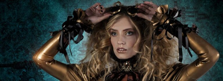STEAMPUNK FASHION – Amy Wilder – MODE's Life, Hopes and Dreams Issue 2020