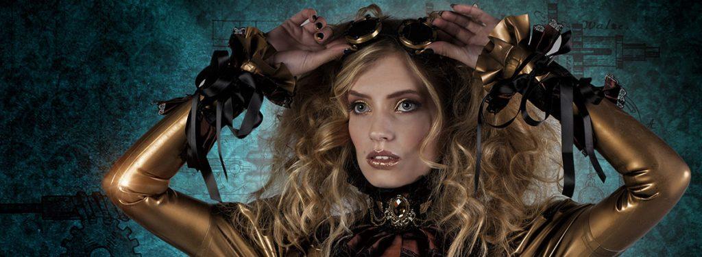 Steampunk Fashion - MODE Life Hopes and Dreams 2020