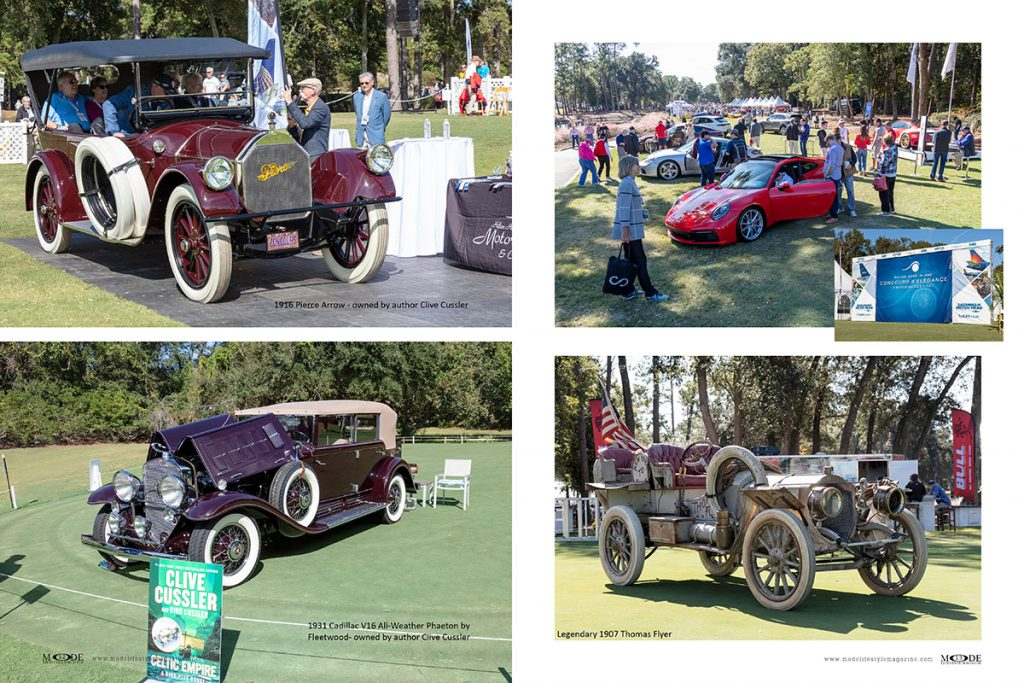"""Concors d'Elegance and Motoring Festival - Mode Lifestyle Magazine """"Living A Full Life"""" Issue: Page 12-13"""