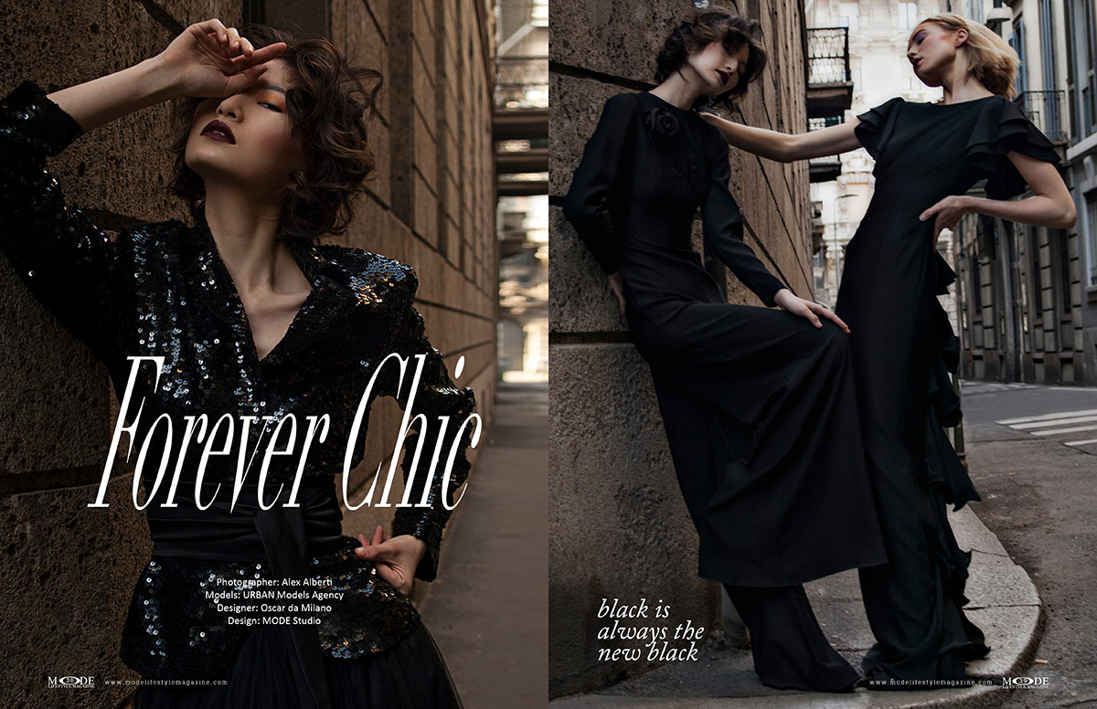 Forever Chic - MODE Life, Hopes and Dreams 2020 Edition - Page 38-39