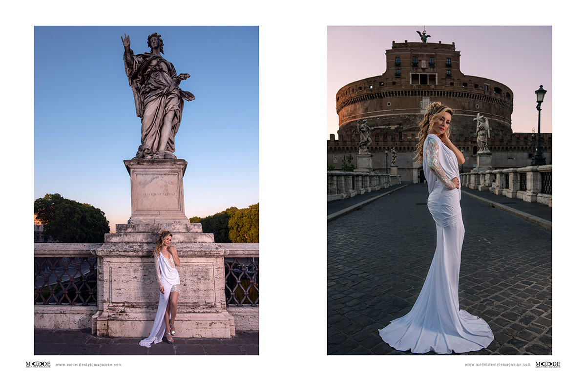 José Lombardi for Maison Lombardi Haute Couture - MODE Page 36-37