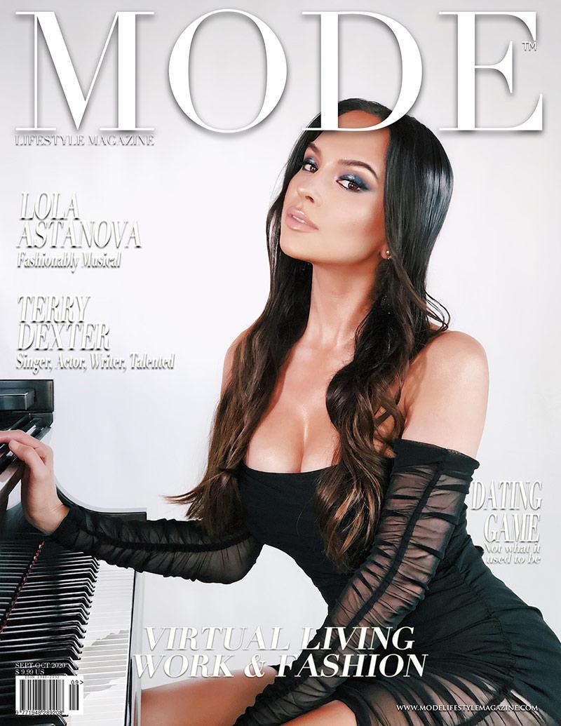 Lola Astanova Cover -