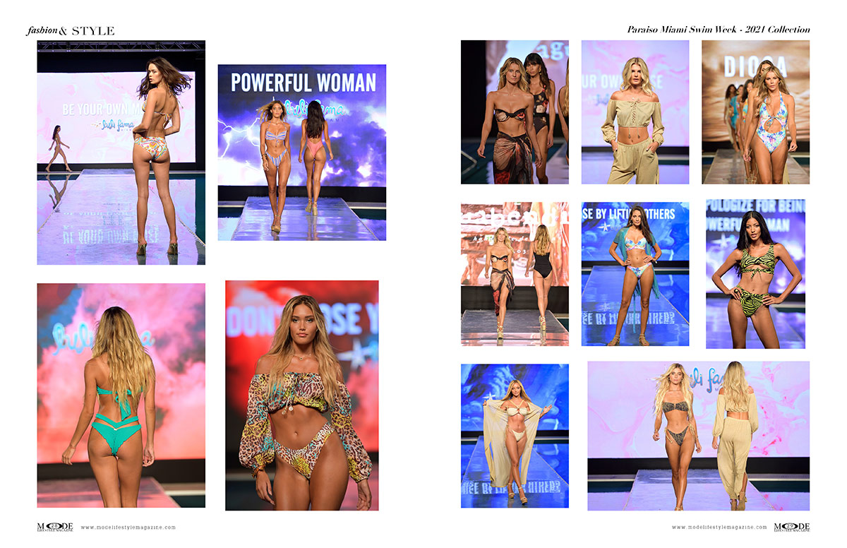 Paraiso Miami Swim Week 2020 - MODE Virtual Living, Work and Fashion 2020 - Page 28-29
