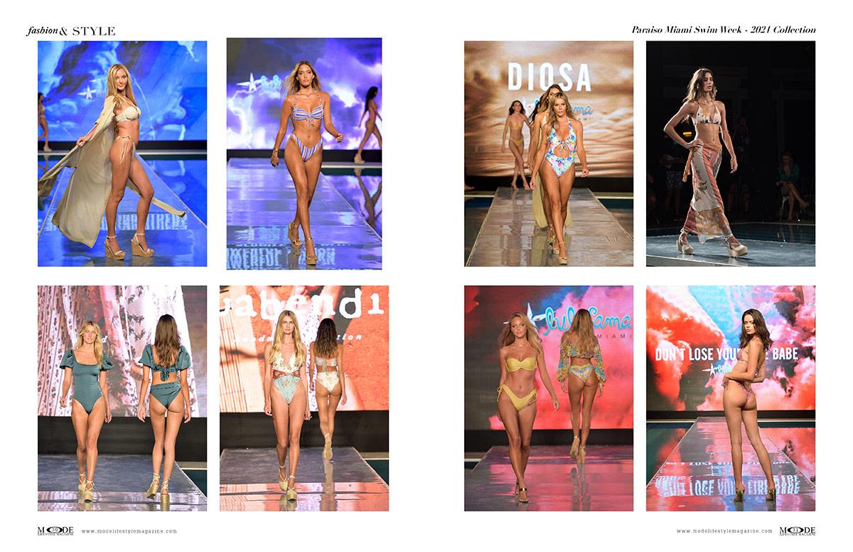 Paraiso Miami Swim Week 2020 - MODE Virtual Living, Work and Fashion 2020 - Page 30-31