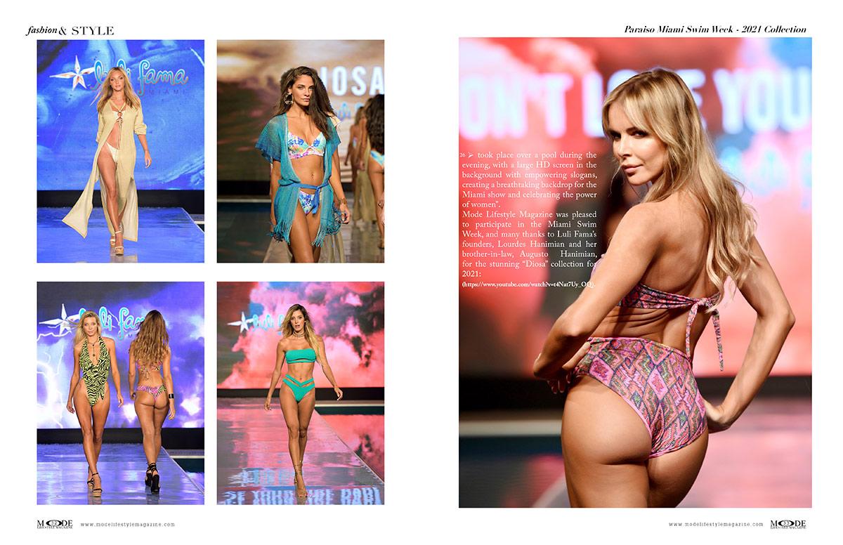 Paraiso Miami Swim Week 2020 - MODE Virtual Living, Work and Fashion 2020 - Page 32-33