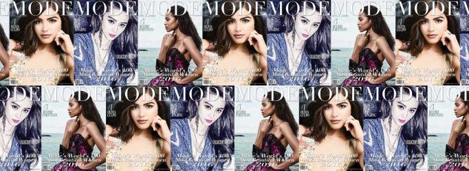 Full List! - MODE'S WORLD'S 100 MOST BEAUTIFUL WOMEN 2016