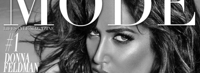 MODE'S WORLD'S 100 MOST BEAUTIFUL WOMEN 2015