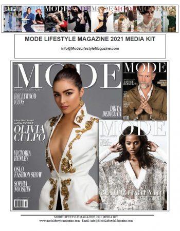 MODE Media Kit Cover 2021