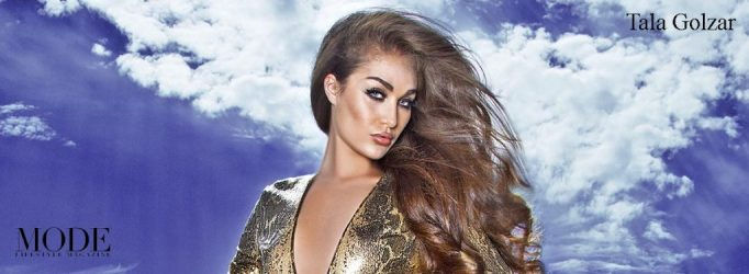Tala Golzar - World's 100 Most Beautiful 2016 (2020 Collector's Edition) - Feature