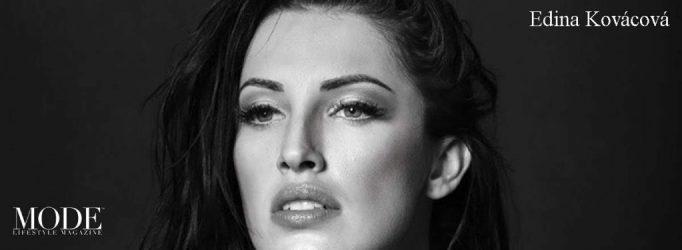 Edina Kováčová - World's 100 Most Beautiful 2016 (2020 Collector's Edition) - Feature